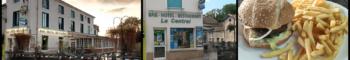 Le Central - Hôtel restaurant Gondrecourt-le-Château - 55130 - Gondrecourt-le-Château