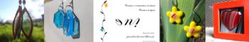 Eni - Créatrice-restauratrice de vitraux, bijoux et objets déco en verre - 55300 - Buxières-sous-les-Côtes